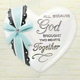 God Brought Two Hearts Together, Heart Expressions Stone