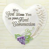 Bless You on Your First Communion, Heart Expressions Stone