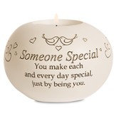 Someone Special Candle Holder