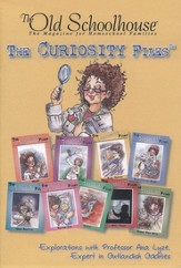 The Curiosity Files on CD-ROM