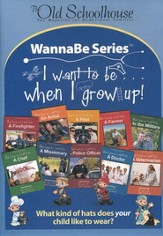 WannaBe Series on CD-ROM