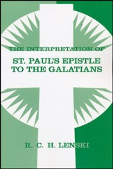 Interpretation of St. Paul's Epistle to the Galatians