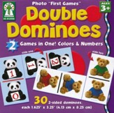 Double Dominos: Colors & Numbers