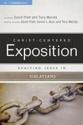 Exalting Jesus in Galatians - eBook