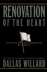 Renovation of the Heart: Putting On the Character of Christ - eBook