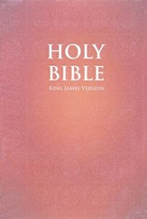 KJV Compact Bible: Paperback (Red)
