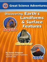 Discovering Earth's Landforms & Surface Features,