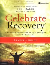 Celebrate Recovery Leader's Guide  - Slightly Imperfect