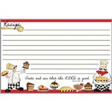 Taste and See That the Lord is Good, Recipe Cards, Pack of 20