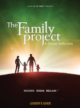 The Family Project Leader's Guide - eBook