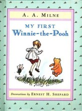 My Very First Winnie-the-Pooh Padded Board Book