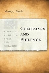 Colossians and Philemon - eBook