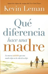 Qué Diferencia Hace Una Madre, eLibro  (What a Difference a Mom Makes, eBook)