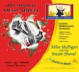 Mike Mulligan and His Steam Shovel Audio CD & Activity Book