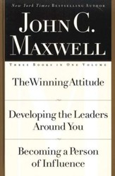 John C. Maxwell 3-in-1 Collection