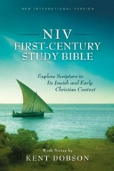 NIV First-Century Study Bible: Explore Scripture in Its Jewish and Early Christian Context - eBook