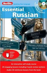 Essential Russian & Audio CD