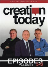 Creation Today Volume 1: Episodes 5-8, DVD