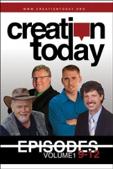 Creation Today Volume 1: Episodes 9-12, DVD