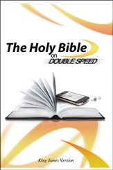 The Holy Bible on Double Speed