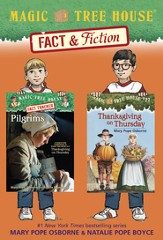 Magic Tree House Fact & Fiction: Thanksgiving / Combined volume - eBook