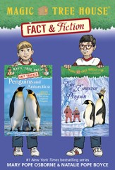 Magic Tree House Fact & Fiction: Penguins / Combined volume - eBook