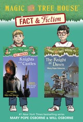 Magic Tree House Fact & Fiction: Knights / Combined volume - eBook
