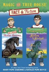 Magic Tree House Fact & Fiction: Horses / Combined volume - eBook