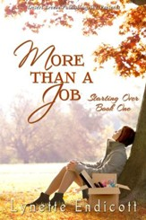 Starting Over Book One: More Than A job - eBook