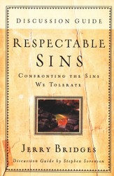 Respectable Sins Discussion Guide: Confronting the Sins We Tolerate - eBook