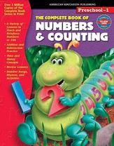 The Complete Book of Numbers & Counting