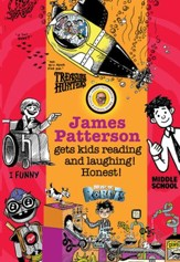 James Patterson's Bestselling Kids' Series - Chapter Sampler / Digital original - eBook