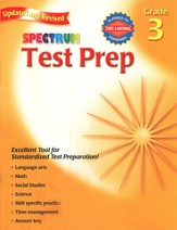 Spectrum Test Prep, 2007 Edition, Grade 3