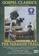 The Paradise Trail, DVD