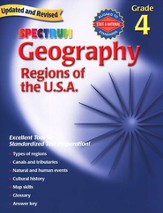 Spectrum Geography, 2007 Edition, Grade 4