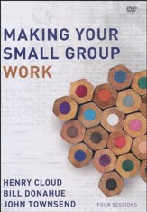 Making Your Small Group Work, DVD