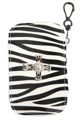 Zebra Design with Cross Emergency Kit