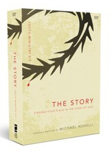 The Story Teen Edition with DVD: Youth Pastor Kit: includes Getting Started Guide, The Story Teen Edition Softcover and The Story Teen Edition Curriculum DVD