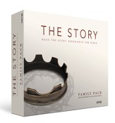 The Story, NIV: Family Pack - includes Getting Started Guide, The Story Adult Hardcover, The Story for Kids Softcover Bible and The Story for Children Storybook