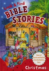 Look and Find Christmas Bible Stories