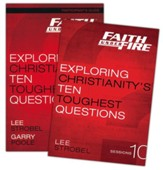 Faith Under Fire: Exploring Christianity's Ten Toughest Questions, Participant's Guide with DVD