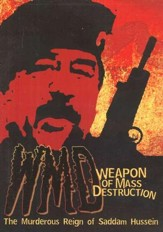 Weapon of Mass Destruction: The Murderous Reign of Saddam Hussein, DVD