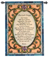 Lords Prayer Wallhanging