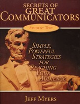 Secrets of Great Communicators Student Textbook