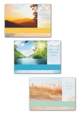 Room to Breathe, Birthday Card Assortment, Box of 12