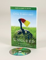 Unglued Study Guide with DVD: Making Wise Choices in the Midst of Raw Emotions