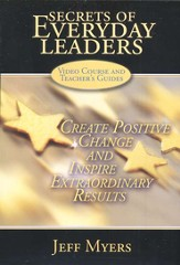 Secrets of Everyday Leaders: Create Positive Change CD/DVD set