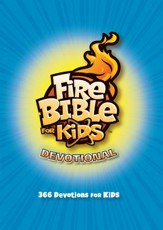 Fire Bible for Kids Devotional: Fire Bible for Kids Devotional - eBook