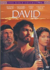 David, The Bible Collection DVD