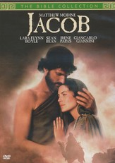 Jacob, The Bible Collection Series DVD  - Slightly Imperfect